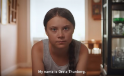 GRETA THUNBERG: «ESTO NO ES UN SIMULACRO».