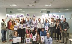 International Woman's Day en LafargeHolcim