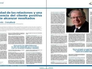 Banca Relacional: El Instituto entrevista a Ramon Verdú (CaixaBank) en Equipos y Talento