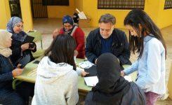 El Instituto Relacional visita el Centro León Sola de Melilla