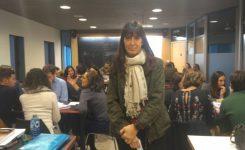 Esther Trujillo desarrolla un nuevo taller de RSC para la Cátedra Inditex