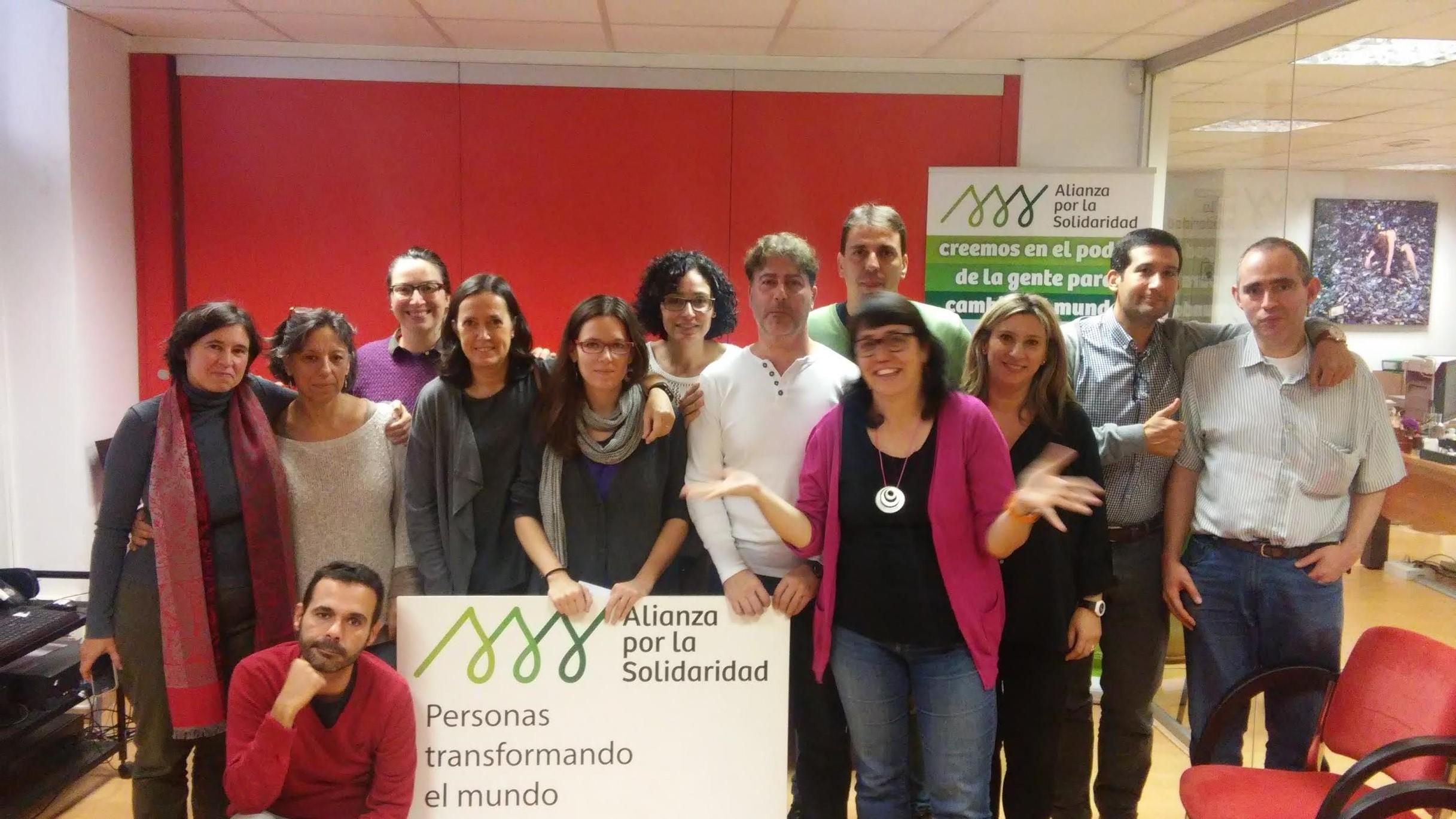 Alianza por la Solidaridad millora la seva gestió relacional