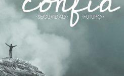 CONFÍA: seguridad y futuro.