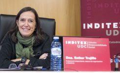 Esther Trujillo imparte la conferencia inaugural del CERIS en la ULC