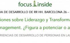 Focus Inside organiza su 5ª Jornada de Experiencias de Desarrollo de RRHH