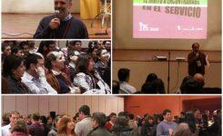 IR Chile: Lanzamiento del Programa de Fortalecimiento Organizacional del Hogar de Cristo