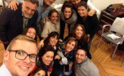Madrid: PTRs que concluyen. Consciencias relacionales que comienzan a trabajar