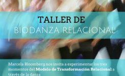 Marcela Bloomberg dirigirá un taller de Biodanza Relacional