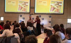 Más de 100 Educadores trabajan la consciencia relacional en Santiago de Compostela