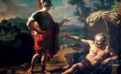 Somos ricos…como Diógenes